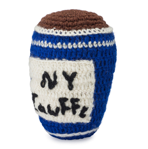 Deli Cup Knit Toy