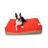Flip Stitch Bed Orange/Khaki