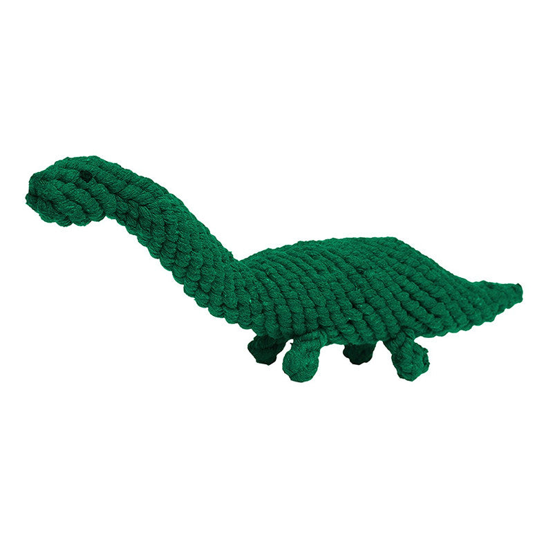 Brontosaurus Rope Toy