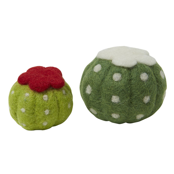 Cactus Wool Toy, Ball