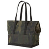 Waxed Canvas Pet Tote Camouflage