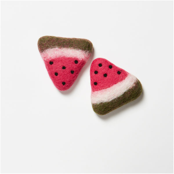 Watermelon Wool Toy