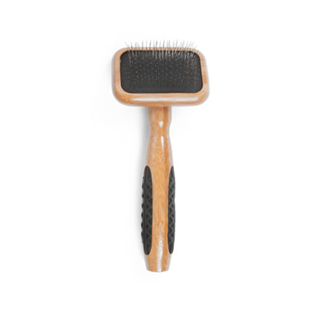 Bass Mini Slicker Style Brush