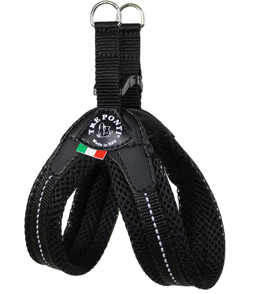 Mesh Harness - Black