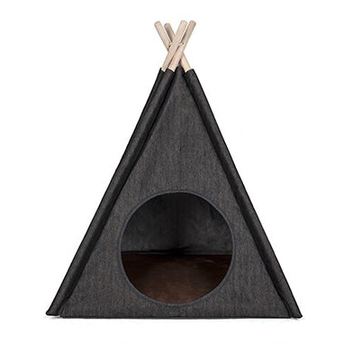 Denim Pet TeePee