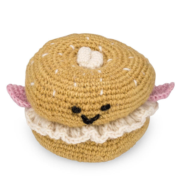 Bagel Knit Toy
