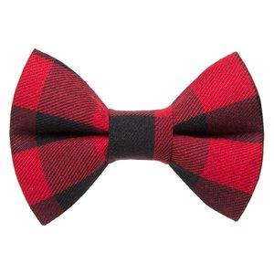 Buffalo Plaid Bowtie
