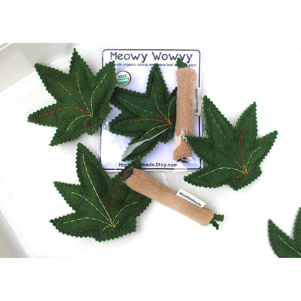 Leaf & Joint Toys - 2pk