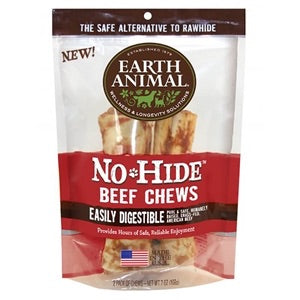 Earth Animal No Hide Beef Chews