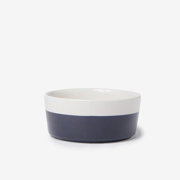 Ceramic Dipped Bowl - Midnight Blue