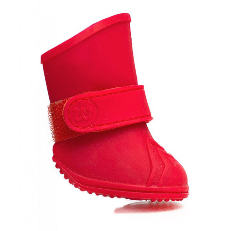 Wellies Boots - Red