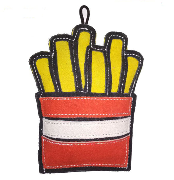 Suede Fries Toy