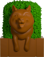 Hedgedoge (Chia Pet)