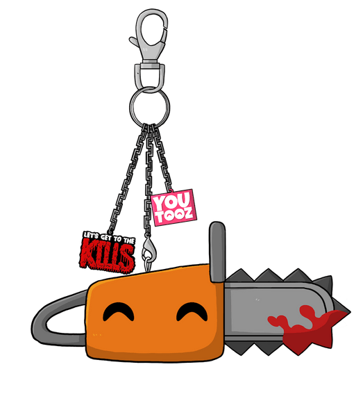 Dead Meat Chainsaw Plush