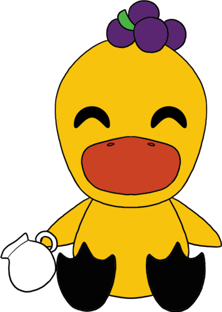 Duck Song Plush