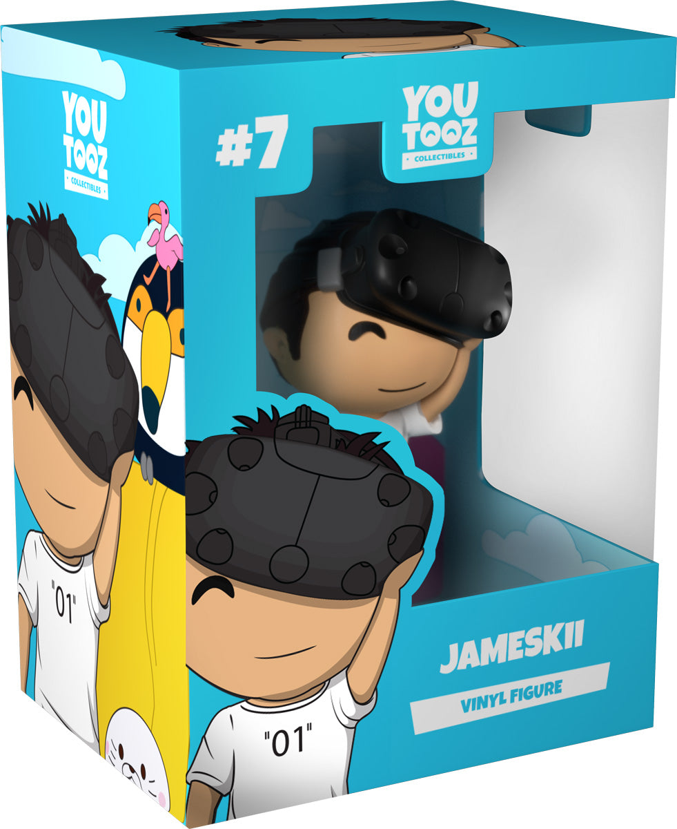 Jameskii – Youtooz | Exclusive Collectibles