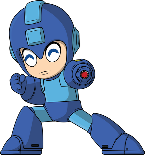 Concept of Mega Man