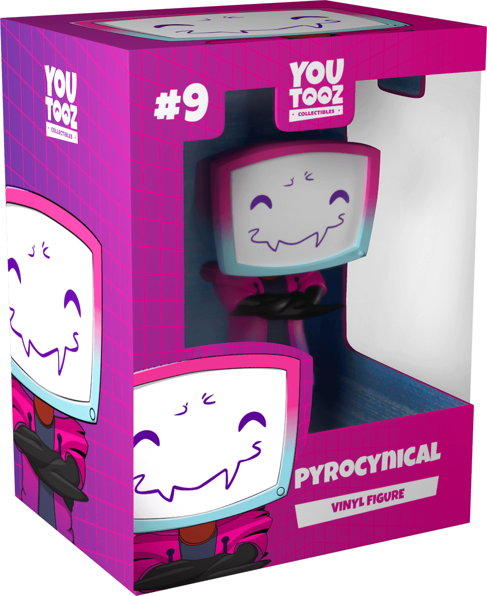 Pyrocynical Youtooz Exclusive Collectibles