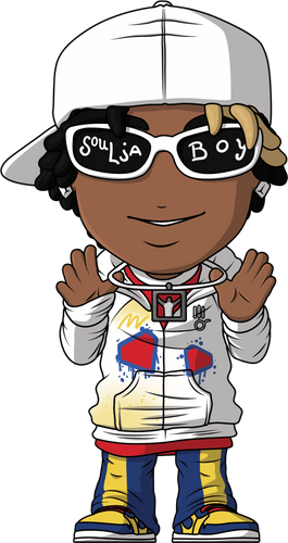 Concept of Soulja Boy