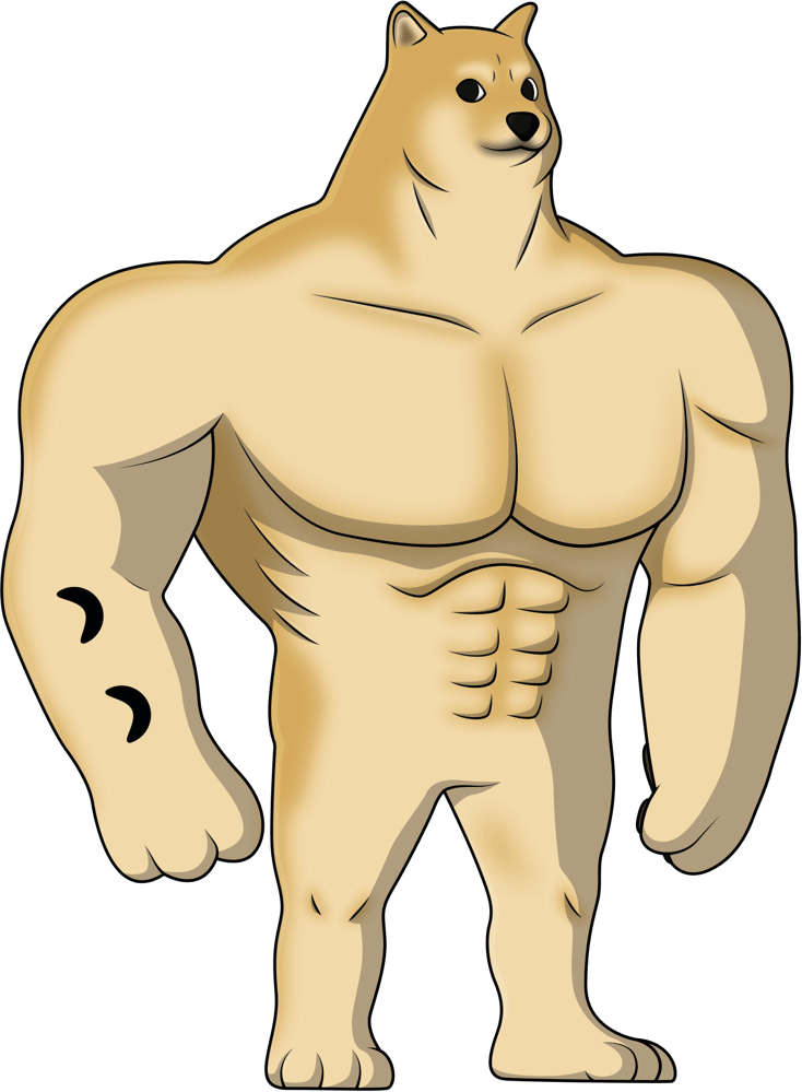 Swole Doge Youtooz Collectibles