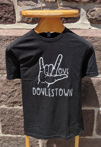 Doylestown Love Sign Language Tee