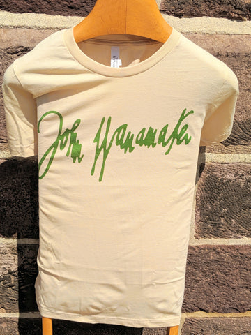 Retro Philly John Wanamaker Tee