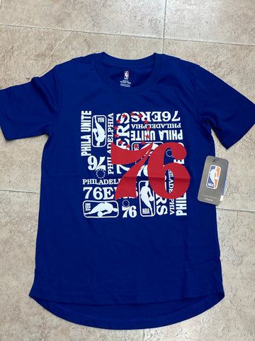 Sixers back to back tee