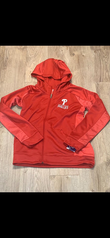 Phillies kid Full Zip-up