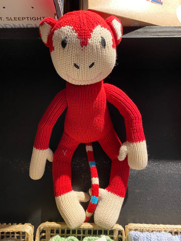 Handmade local love monkey