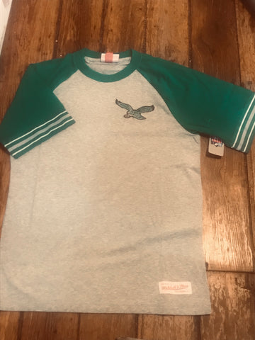 Eagles throwback team captain tee