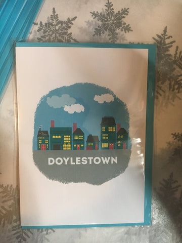 Doylestown note cards