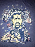 Joel Embiid Paul Carpenter Artwork Tee