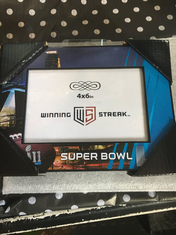 Eagles Super Bowl picture frame