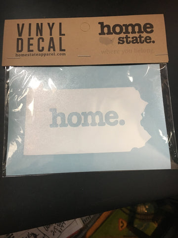 Home Pa decal