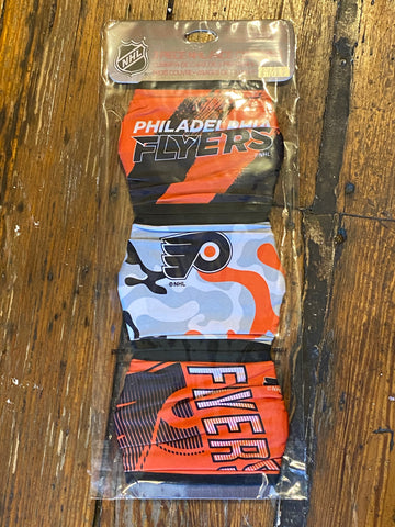 Flyers kids 3 pack face mask