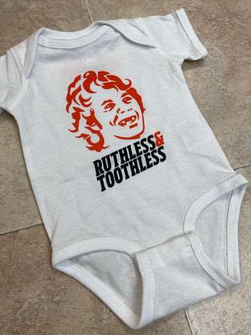 Ruthless and Toothless Bobby Clarke Onesie