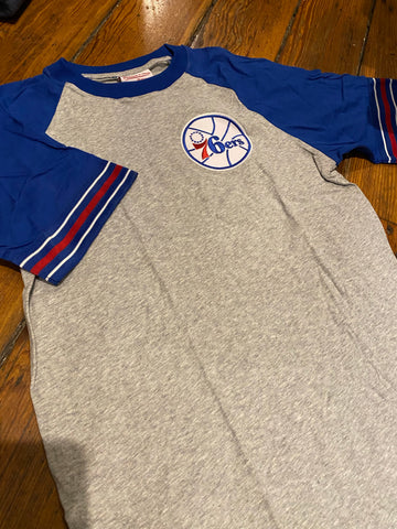 Sixers captain tee