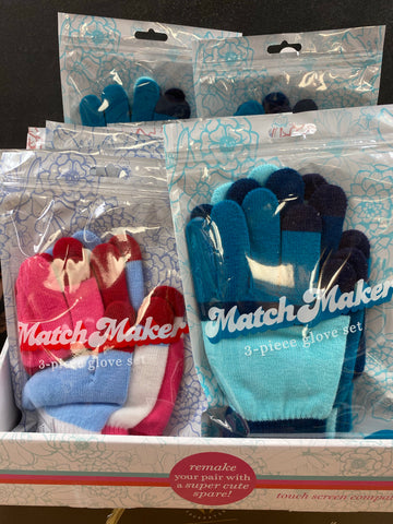 Match maker gloves