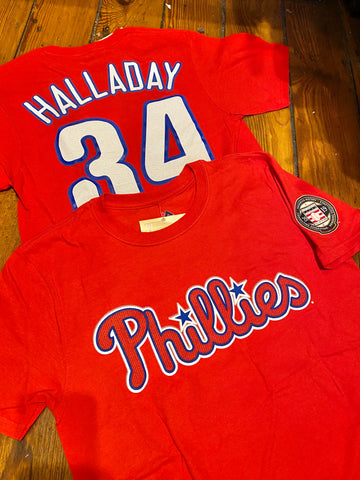 Kids Roy Halladay name and number