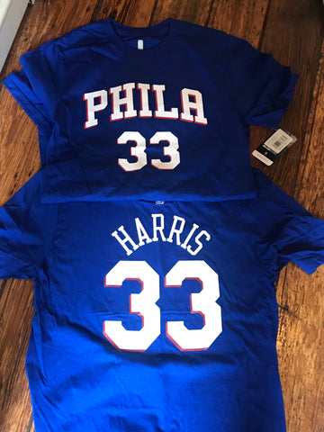 Harris name and number