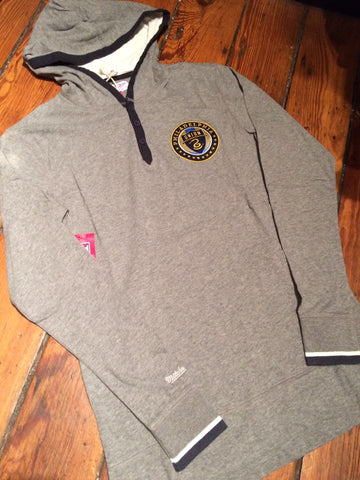 Philadelphia Union Mitchell & Ness Lightweight Hoodie