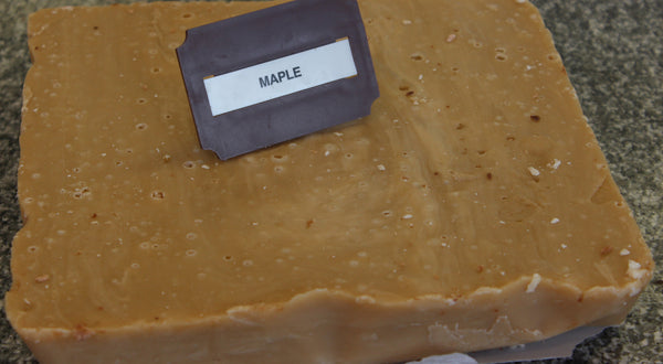 Maple Fudge
