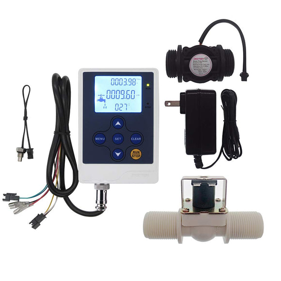 DIGITEN Water Flow Control LCD Display+G1