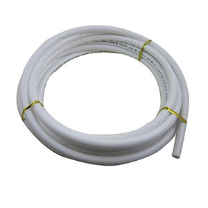 "DIGITEN 3/8"" Tube 5m Meters white PE Tubing Hose Pipe for RO Water Reverse Osmosis 15ft"