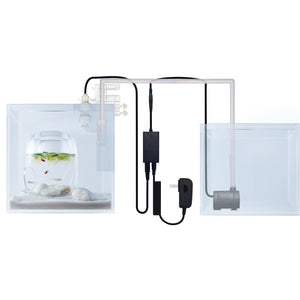 DIGITEN Aquarium Auto Top Off Water Filler System Fish Tank Smart ATO Refiller Coral Reef Tank Automatic Water Level Controller