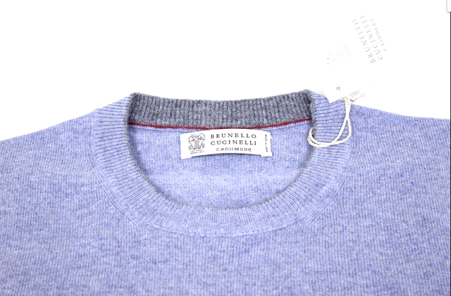 Brunello Cucinelli 100% cashmere sweater