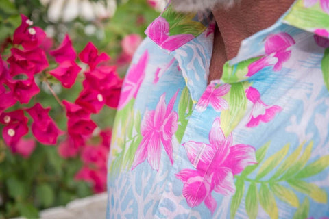 tacky hawaiian tunic