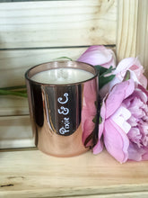 Load image into Gallery viewer, Luxe Rose Gold Tumbler