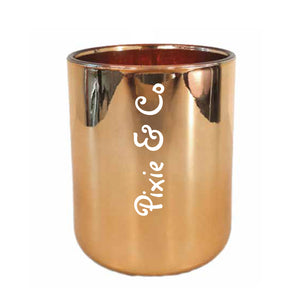 Luxe Rose Gold Tumbler