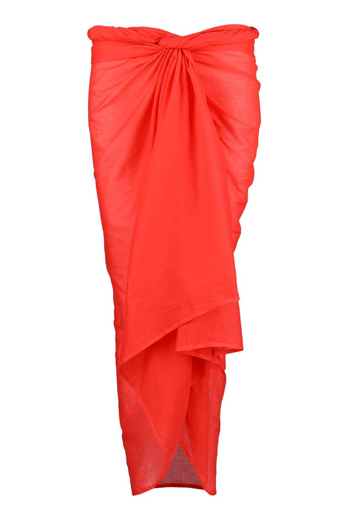 sarong voile pure cotton